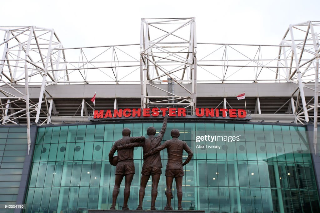 Manchester United v Swansea City - Premier League : News Photo