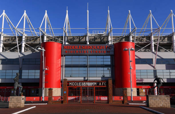 GBR: Middlesbrough v Blackburn Rovers - Sky Bet Championship