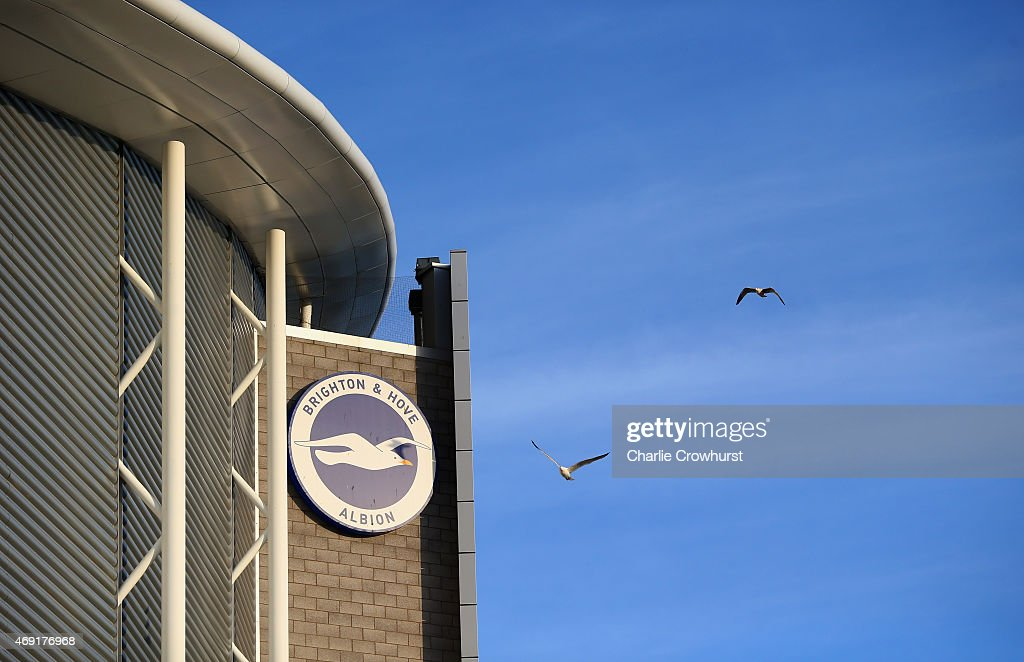 Brighton & Hove Albion v AFC Bournemouth - Sky Bet Championship : News Photo