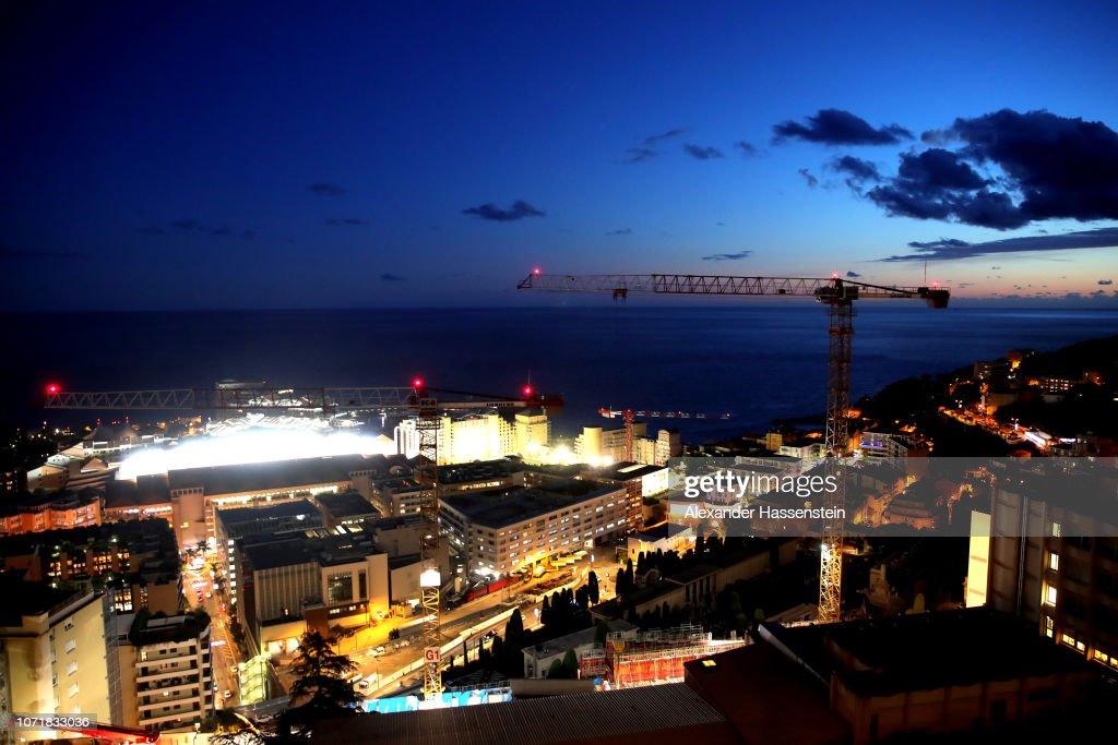 MCO: AS Monaco v Borussia Dortmund - UEFA Champions League Group A