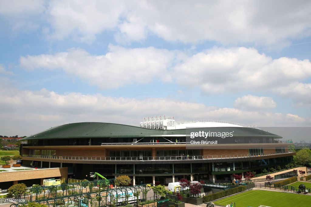 Wimbledon Spring Press Conference 2019 : News Photo