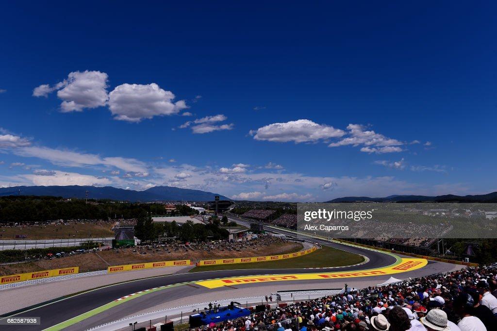 Spanish F1 Grand Prix - Qualifying : ニュース写真