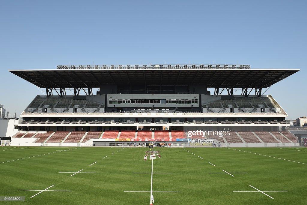 HSBC Women's Rugby Sevens Kitakyushu - Day 1