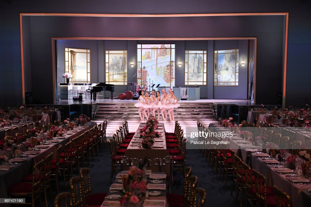 Rose Ball 2018 To Benefit The Princess Grace Foundation In Monaco