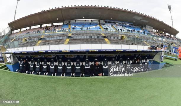 General view prior the Serie B match between Brescia Calcio and Venezia FC at Stadio Mario Rigamonti on November 4 2017 in Brescia Italy