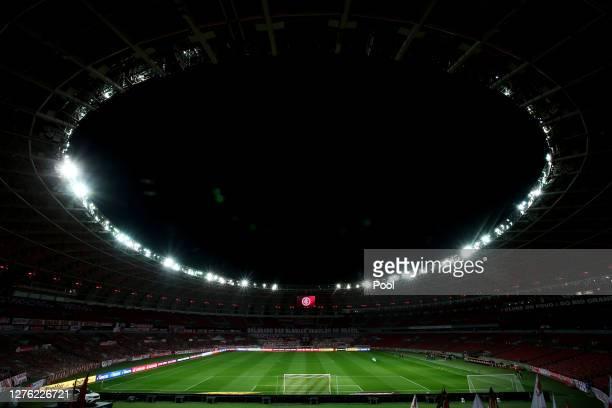 General view prior to a group E match of Copa CONMEBOL Libertadores 2020 between Internacional and Gremio at Beira-Rio Stadium on September 23, 2020...