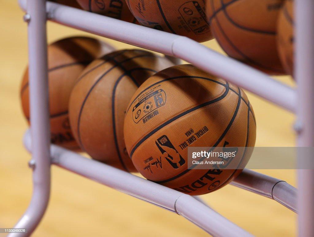 CAN: Chicago Bulls v Toronto Raptors