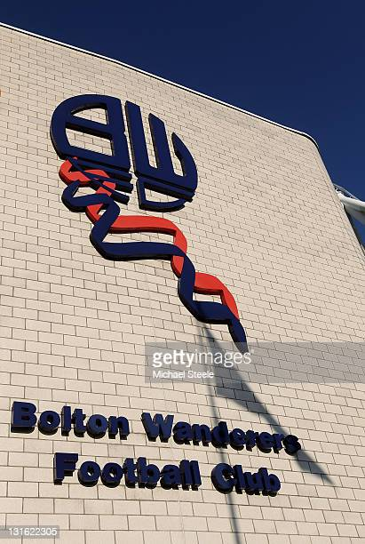 General View prior to the Barclays Premier League match between Bolton Wanderers and Stoke City at the Reebok Stadium on November 6, 2011 in Bolton,...