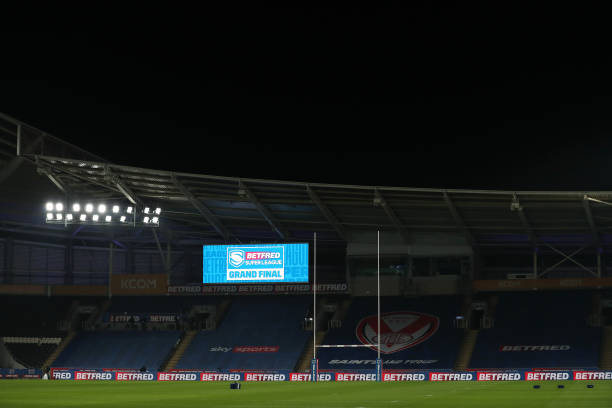 GBR: Wigan Warriors v St Helens - Betfred Super League Grand Final