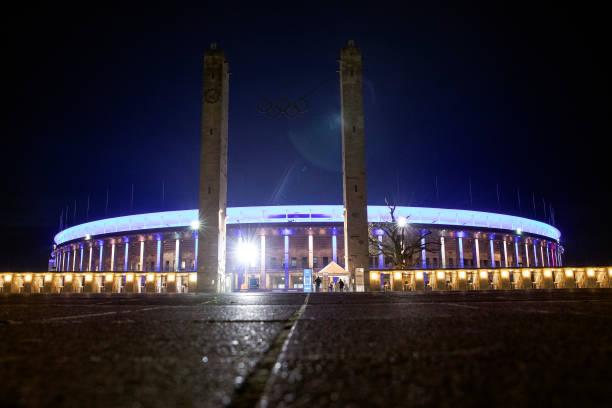 DEU: Hertha BSC v 1. FC Union Berlin - Bundesliga