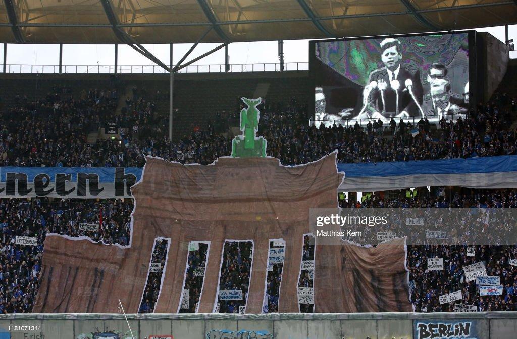 Hertha BSC v RB Leipzig - Bundesliga : News Photo