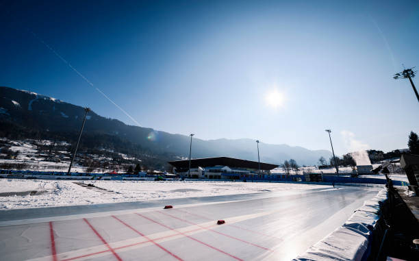 ITA: ISU Junior World Cup Speed Skating Final Baselga Di Pine