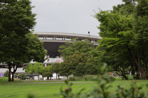 JPN: Fagiano Okayama v Kyoto Sanga - J.League Meiji Yasuda J2