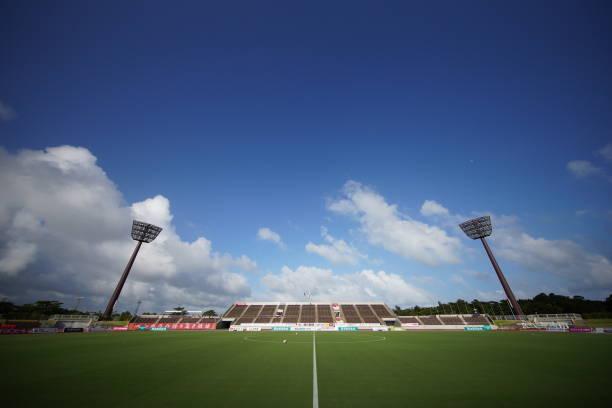 JPN: FC Ryukyu v Jubilo Iwata - J.League Meiji Yasuda J2