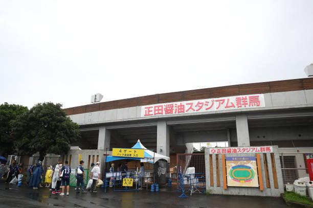 JPN: Thespa Kusatsu Gunma v Zweigen Kanazawa - J.League Meiji Yasuda J2