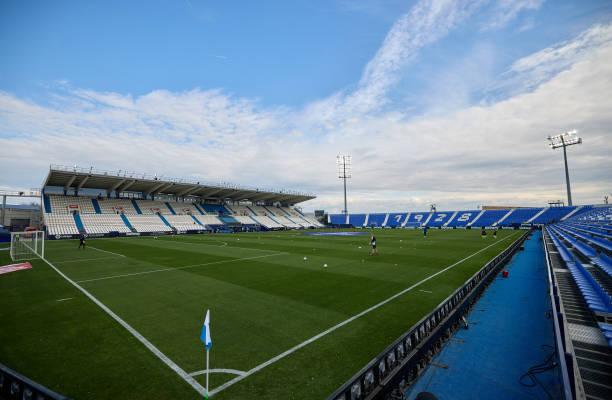 ESP: CD Leganes v Ponferradina: La Liga SmartBank