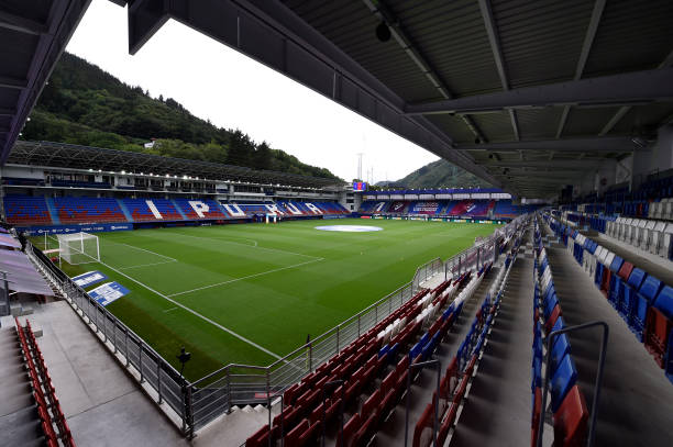 ESP: SD Eibar SAD v CA Osasuna  - La Liga