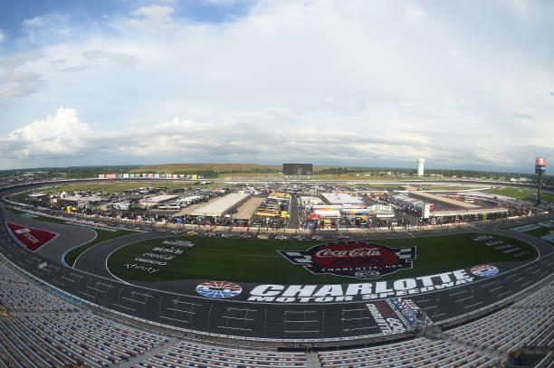 NC: NASCAR Cup Series Alsco Uniforms 500