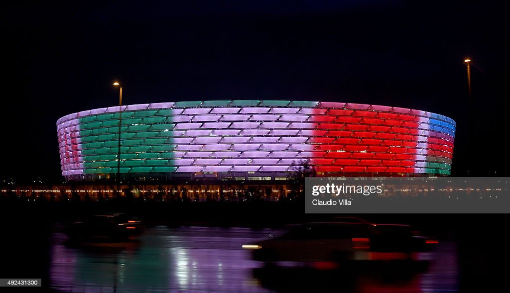 Azerbaijan v Italy - EURO 2016 Qualifier : News Photo