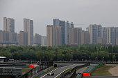shanghai china general view showing lewis