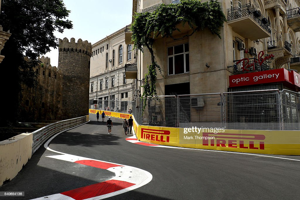 European F1 Grand Prix - Previews : News Photo
