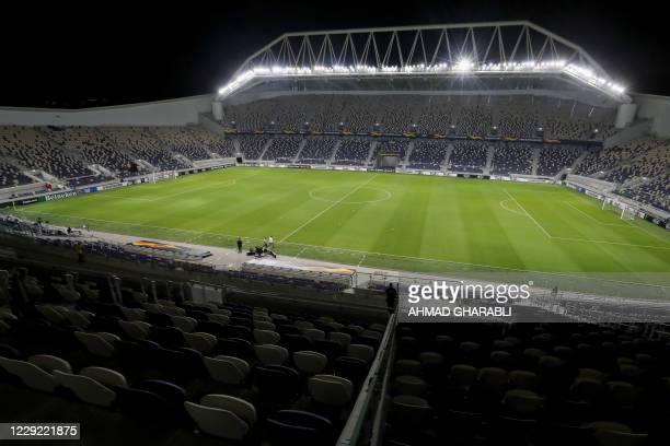 ISR: Maccabi Tel-Aviv FC v Qarabag FK: Group I - UEFA Europa League