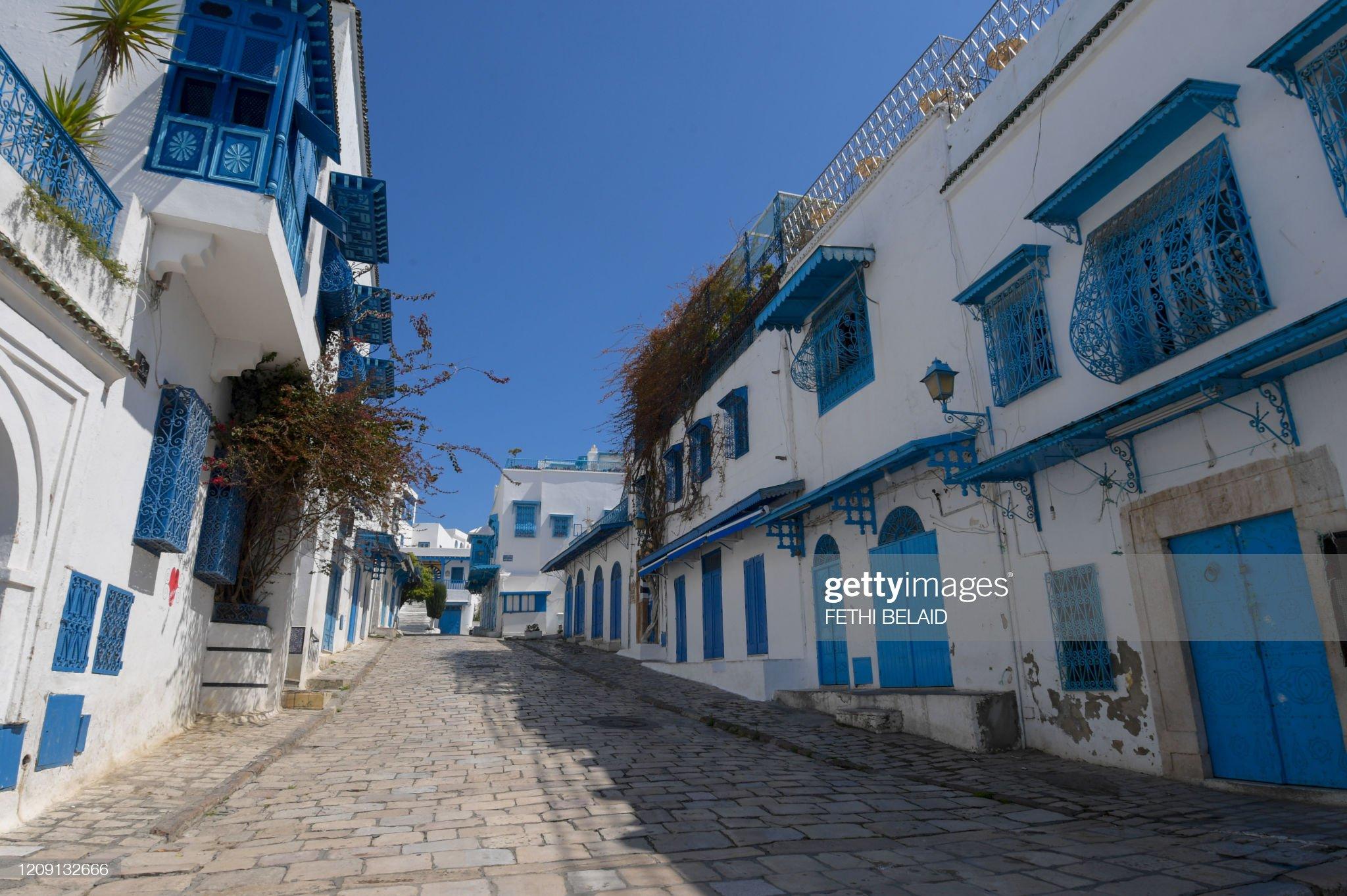 TUNISIA-HEALTH-VIRUS : Foto di attualità