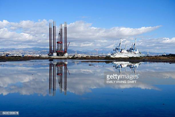 A general view shows Limassol Marina in the coastal Cypriot city of Limassol on January 3 2016 AFP PHOTO / EMILY IRVINGSWIFT / AFP / Emily IrvingSwift