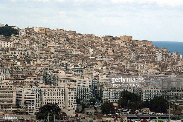 General view shows the casbah in Algiers 31 October 2004 Fifty years ago Monday Algerian nationalists sparked what was to become one of the African...