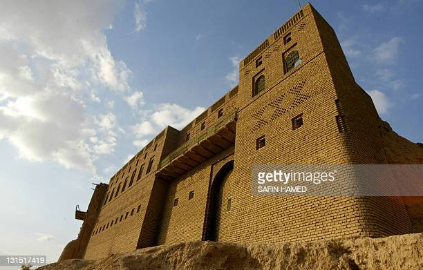 A general view shows the citadel of the Kurdish city of Arbil in northern Iraq 09 January 2008 Media reports have said that UNESCO has plans to...