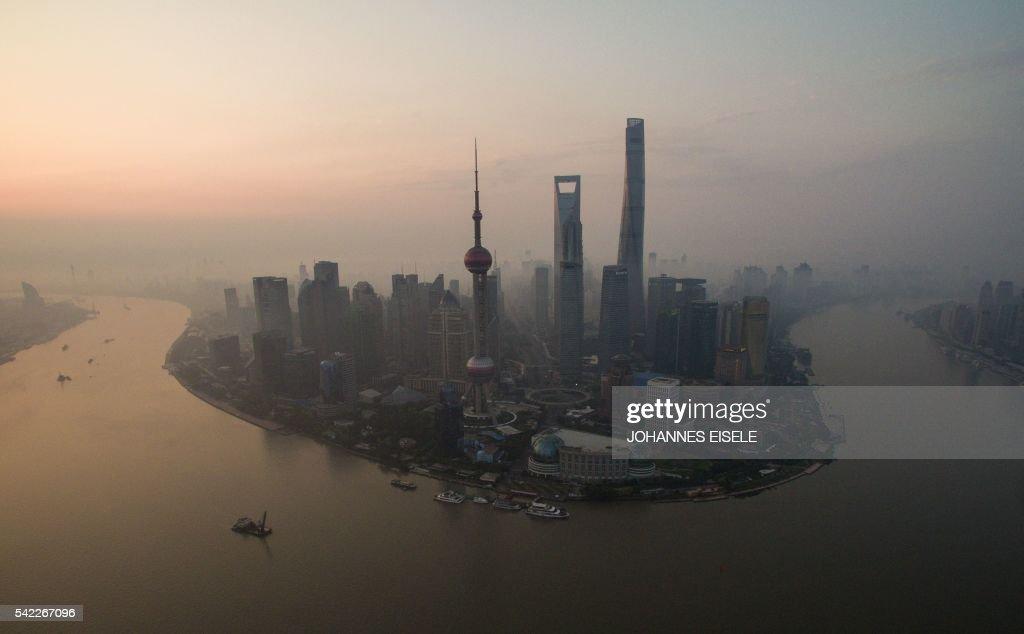 TOPSHOT-CHINA-LIFESTYLE : News Photo