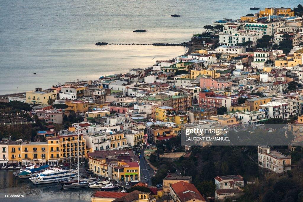 ITALY-LIFESTYLE-TOURISM-TRAVEL : News Photo