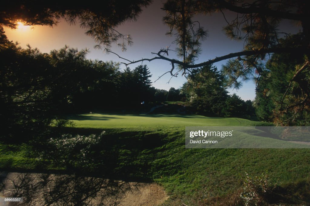 General view taken during a Pine Valley Golf Club photo ...