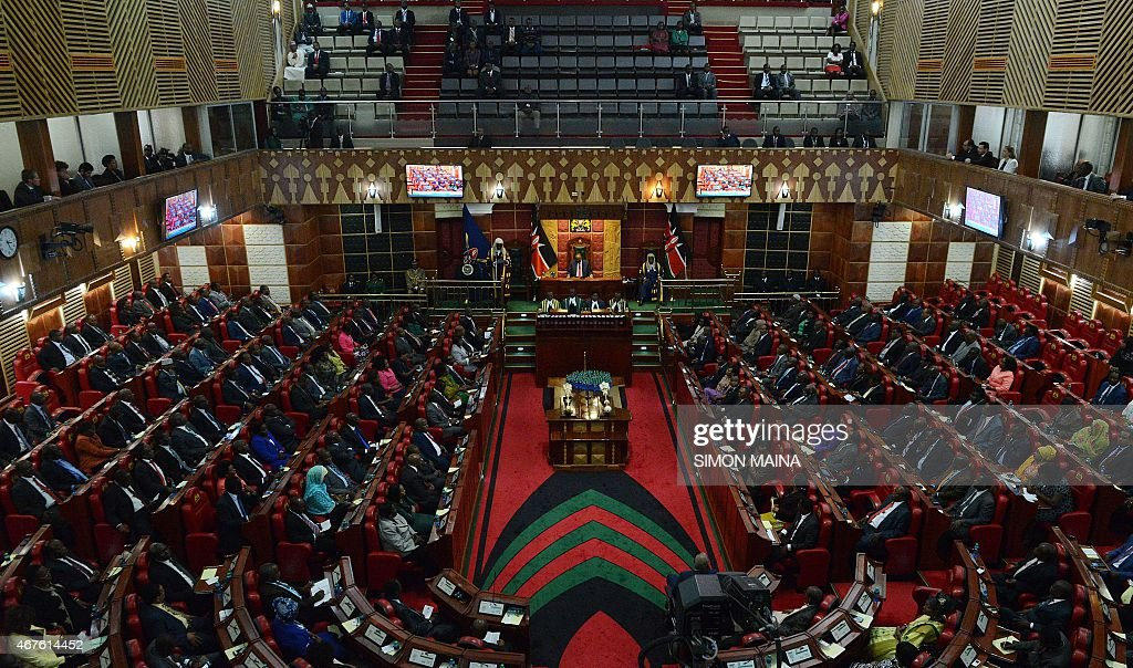 KENYA-PARLIAMENT : News Photo