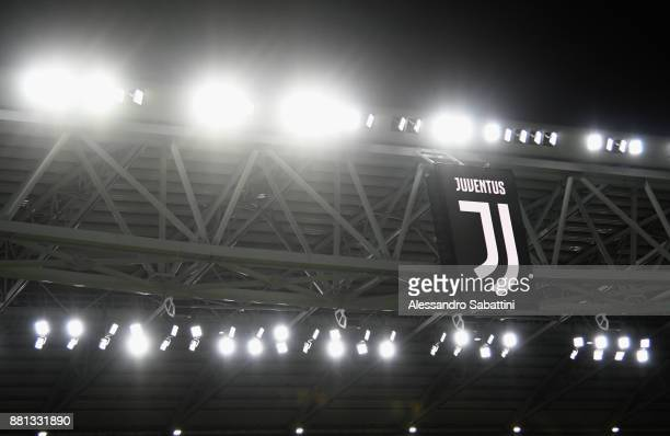 A general view'n before the Serie A match between Juventus and FC Crotone at Allianz Stadium on November 26 2017 in Turin Italy