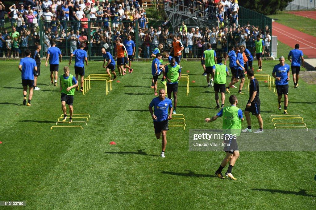 FC Internazionale Training Camp - Day 6 : News Photo