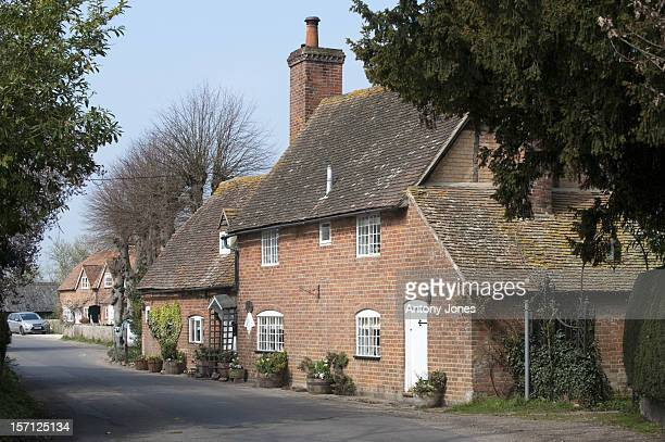 General Views In The Village Of Bucklebury, Berkshire, United Kingdom, The Home Village Of Kate Middleton'S Parents Michael And Carole Middleton.