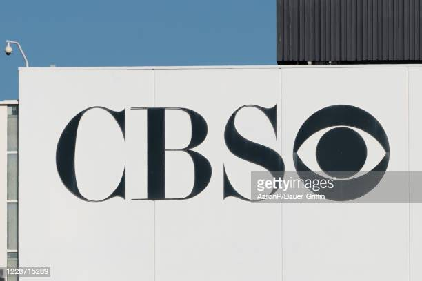 General views of CBS Television City on September 25, 2020 in Hollywood, California.