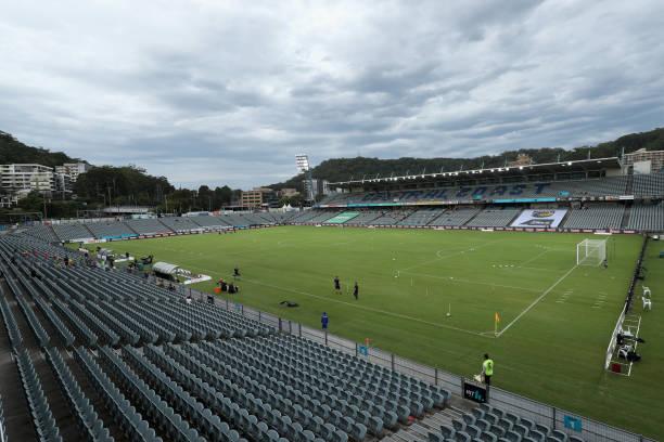 AUS: A-League - Central Coast Mariners v Macarthur FC