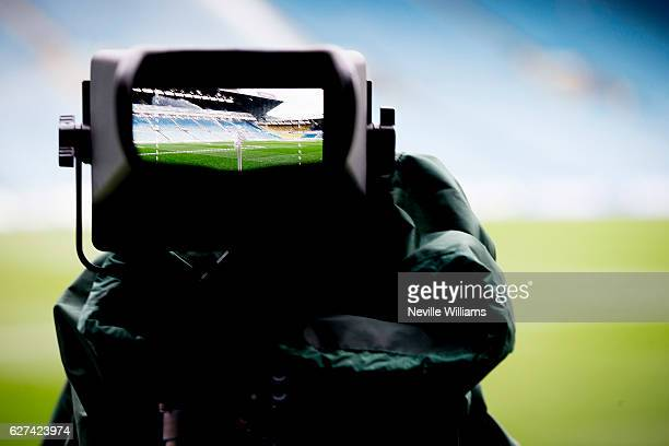 General views of Elland Road before the Sky Bet Championship match between Leeds United and Aston Villa at Elland Road on December 03 2016 in Leeds...