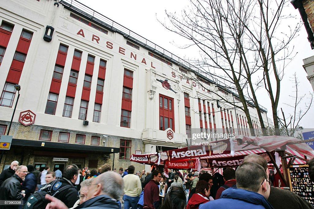 Arsenal v West Bromwich Albion : News Photo
