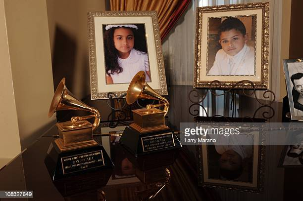General views of Jon Secada's home on January 13 2011 in Coral Gables Florida