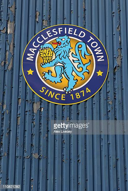 General views of Moss Rose the home ground of Macclesfield Town Football Club on March 24, 2011 in Macclesfield, England.