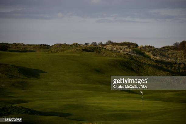 General views of the course at Royal Portrush Golf Club on April 1, 2019 in Portrush, Northern Ireland. The Open Championship returns to Royal...
