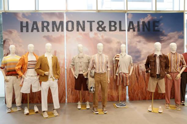 ITA: Harmont&Blaine With Andrea Pompilio - Presentation - Milan Men's Fashion Week Spring/Summer 2021/22