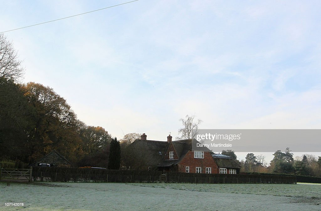 General Views Of Kate Middleton's Hometown : News Photo