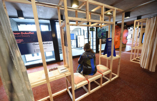 """GBR: """"How We Live Now"""" Installation At The Barbican Centre - Press View"""