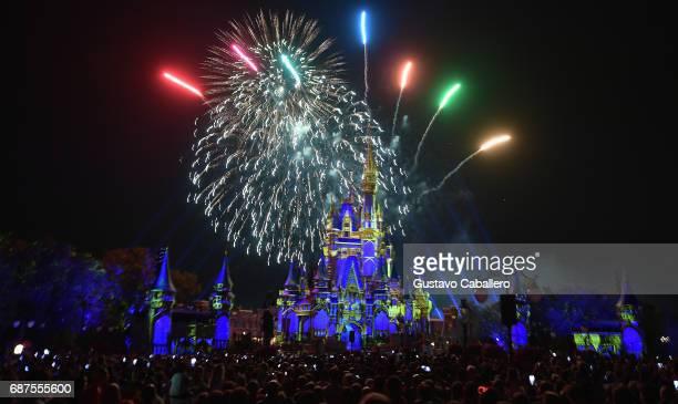 General views of the Magic Kingdom on May 23, 2017 in Orlando, Florida.