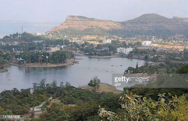 A general views of the mountains at Saputara situated in the Western Ghats some 400 Kms from Ahmedabadon December 31 2011 India's 1600km long Western...
