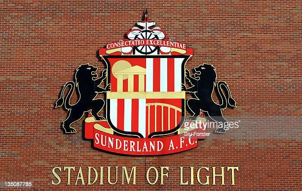 General views of the Stadium of Light on December 6, 2011 in Sunderland, England.